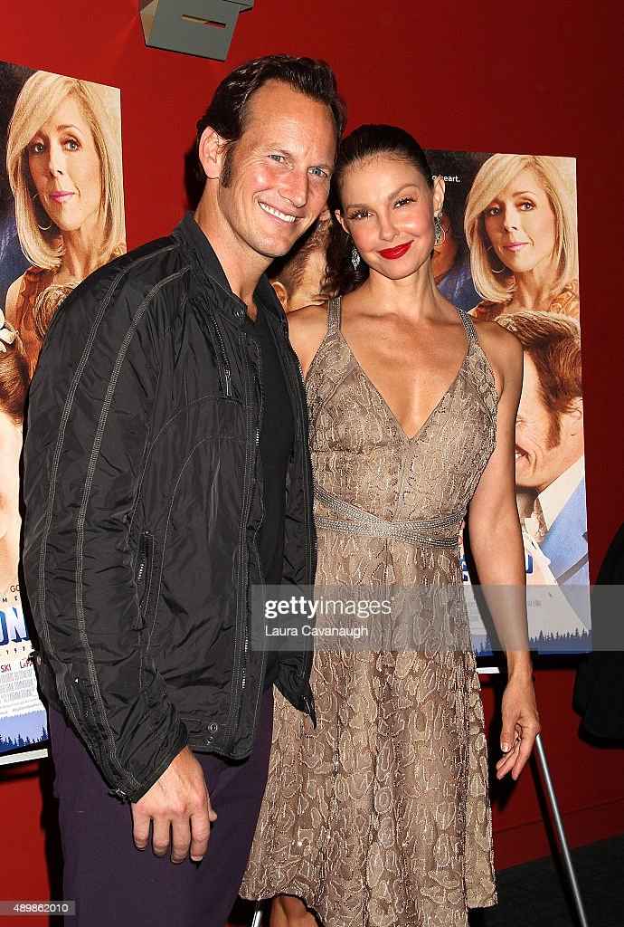 Patrick Wilson And Ashley Judd Attend The Big Stone Gap New York News Photo Getty Images