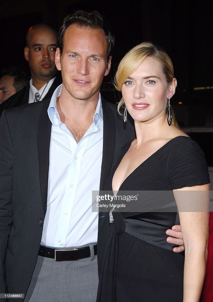 Patrick Wilson and Kate Winslet during The 44th New York Film Festival - 'Little Children' Premiere at Alice Tully Hall at Lincoln Center in New York City, New York, United States.