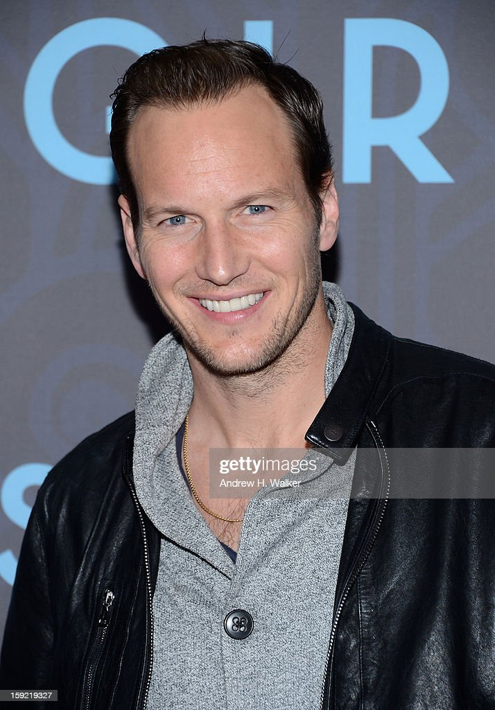 Patrick Wilson attends the premiere of 'Girls' season 2 hosted by HBO at NYU Skirball Center on January 9, 2013 in New York City.