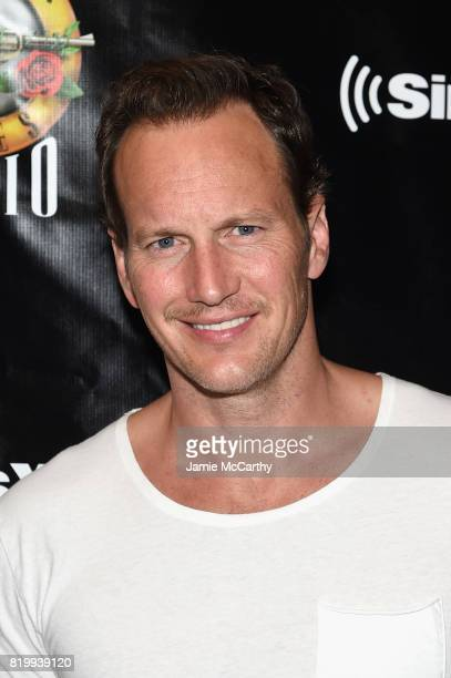 Patrick Wilson attends the SiriusXM's Private Show with Guns N' Roses at The Apollo Theater before band embarks on next leg of its North American...