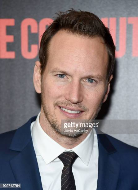 Patrick Wilson attends the The Commuter New York Premiere at AMC Loews Lincoln Square on January 8 2018 in New York City