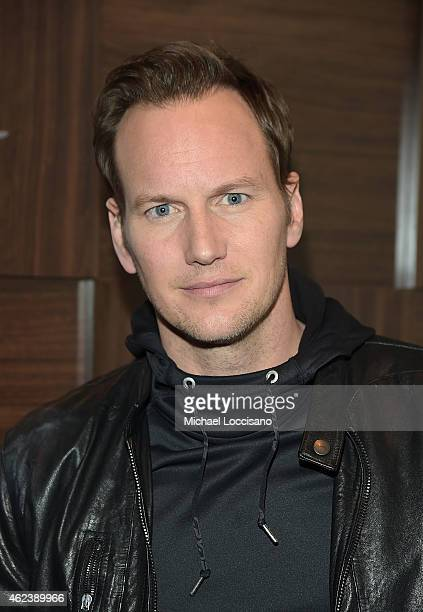 Patrick Wilson attends the 'Zipper' cast party at GREY GOOSE Blue Door during Sundance on January 27 2015 in Park City Utah