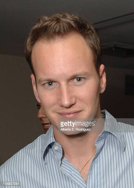 Patrick Wilson during American Cinematheque Screening of Little Children at La Terza in Hollywood United States