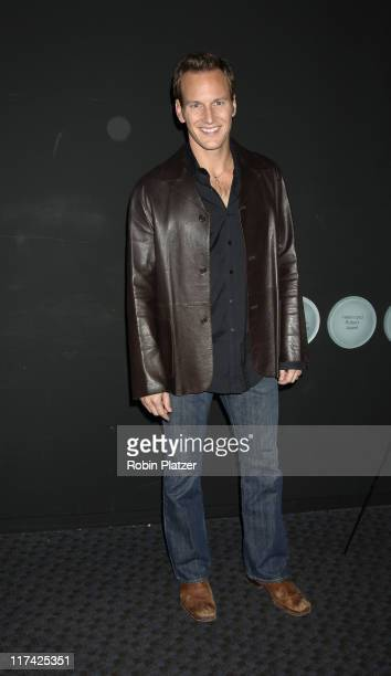 Patrick Wilson during Country Takes New York City - Broadway Meets Country - Outside Arrivals at Allen Room, Jazz at Lincoln Center in New York City,...