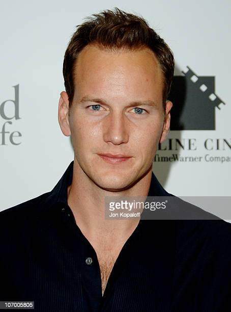 Patrick Wilson during Little Children Cocktail Party Hosted by Hollywood Life Magazine and New Line Cinema November 15 2006 at Pacific Design Center...