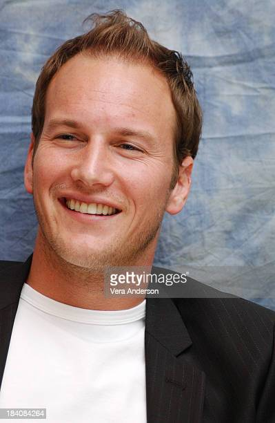 Patrick Wilson during The Phantom of the Opera Press Conference with Emmy Rossum Gerard Butler Joel Schumacher Minnie Driver and Patrick Wilson at...