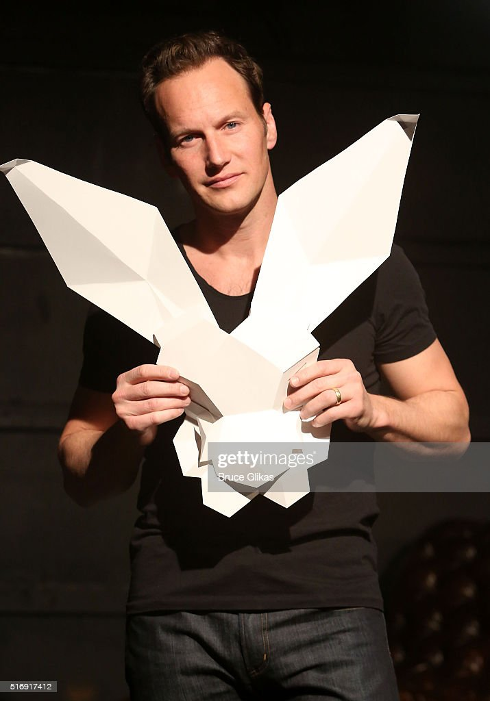 "Patrick Wilson Takes The Stage In ""White Rabbit Red Rabbit"""