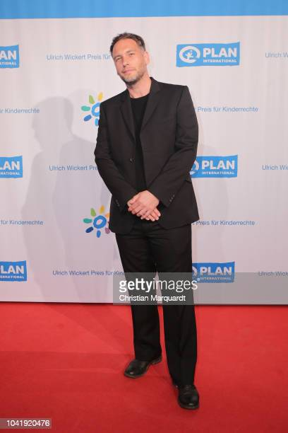 Patrick Witt attends the Ulrich Wickert and Peter SchollLatour award at Bar jeder Vernunft on September 27 2018 in Berlin Germany