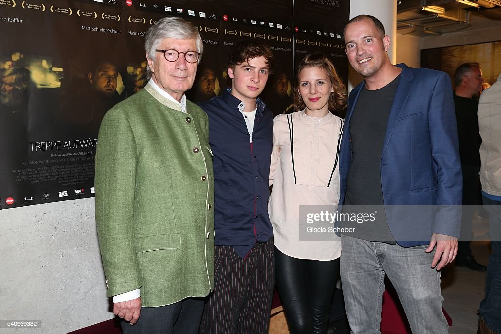 Treppen Schmidt treppe aufwaerts munich premiere photos and images getty images