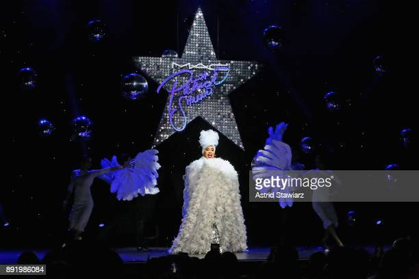 PatrickStarrr performs onstage during M·A·C PatrickStarrr The Damn Show at Hammerstein Ballroom on December 13 2017 in New York City