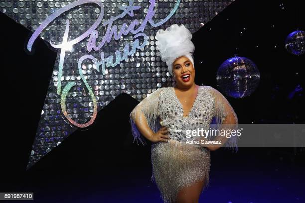 PatrickStarrr poses during M·A·C PatrickStarrr The Damn Show at Hammerstein Ballroom on December 13 2017 in New York City