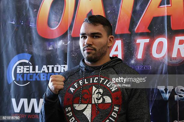 "Patricky ""Pitbull"" Freire joined the third and final press conference to present the 21st annual Oktagon, the most prestigious international combat..."