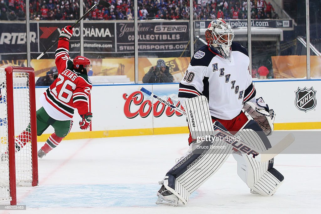 2014 Coors Light NHL Stadium Series - New York Rangers v New Jersey Devils