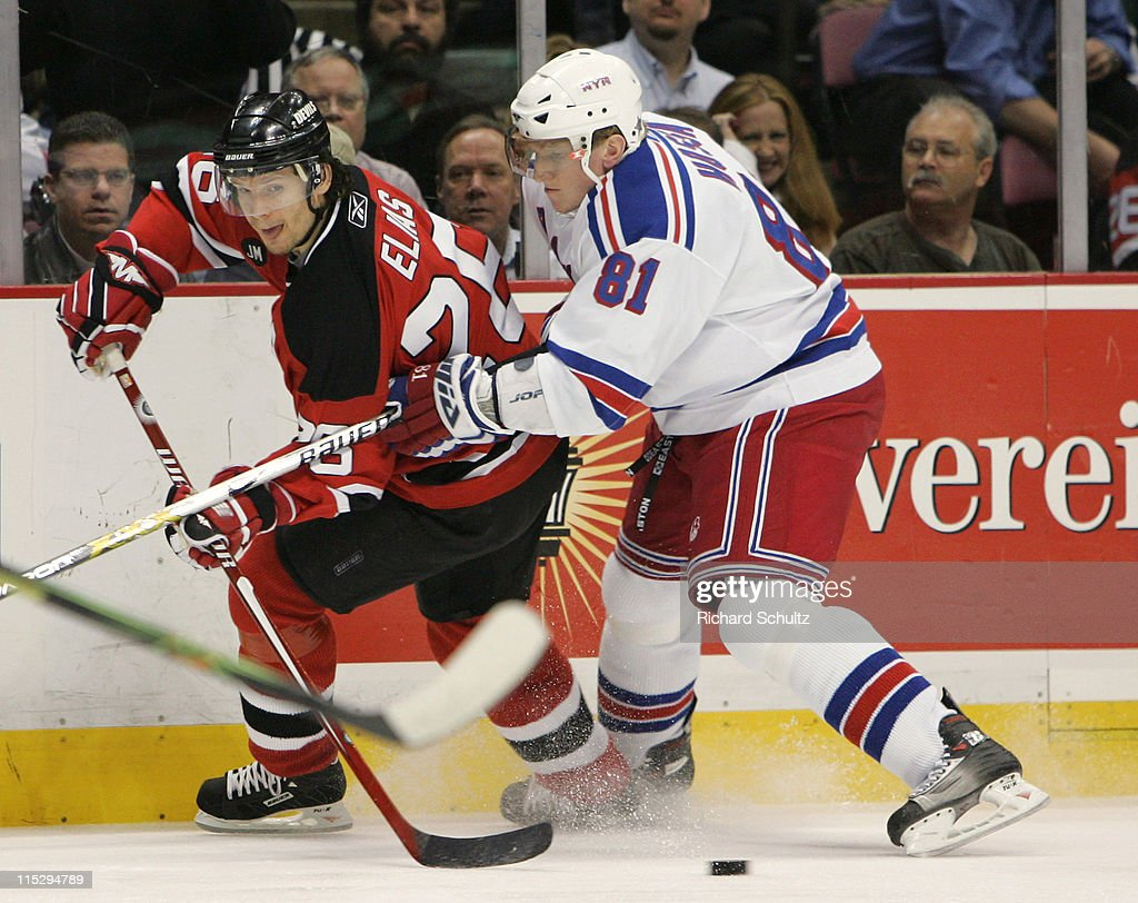 2006 NHL Playoffs - Eastern Conference Quarterfinals - Game Two - New York