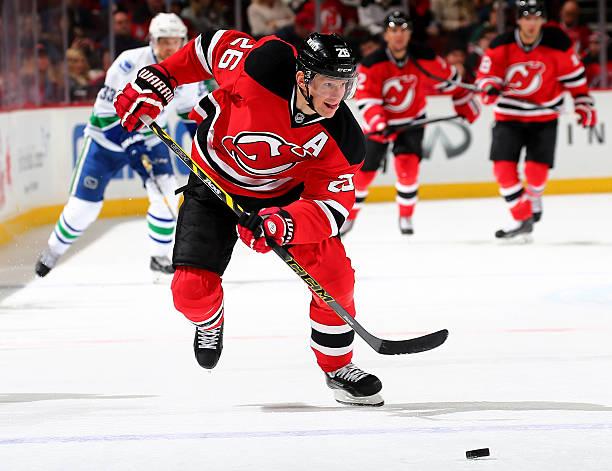 Vancouver Canucks v New Jersey Devils