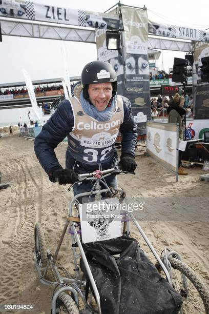 Patrik Fichte during the 'Baltic Lights' charity event on March 10 2018 in Heringsdorf Germany The annual event hosted by German actor Till Demtroder...