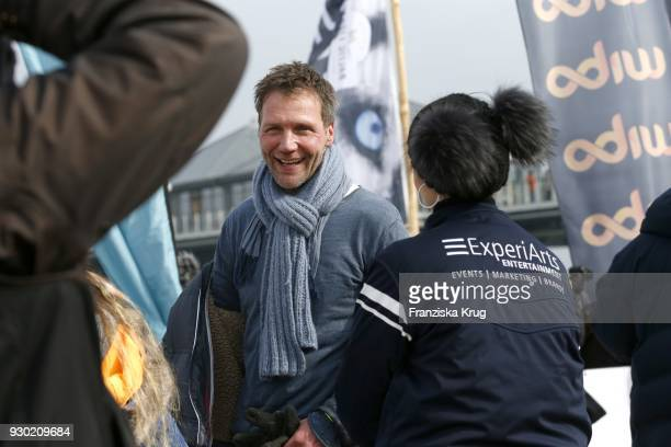 Patrik Fichte during the 'Baltic Lights' charity event on March 10 2018 in Heringsdorf Germany The annual event hosted by German actor Till...