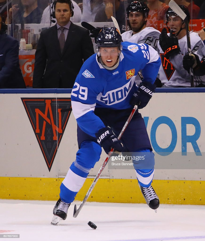 World Cup Of Hockey 2016 - Team North America v Team Finland : News Photo