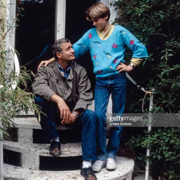 Patrik Pacard, Fernsehserie, Deutschland 1984, Regie: Gero Erhardt, Darsteller: Peter Bongartz, Hendrik Martz.