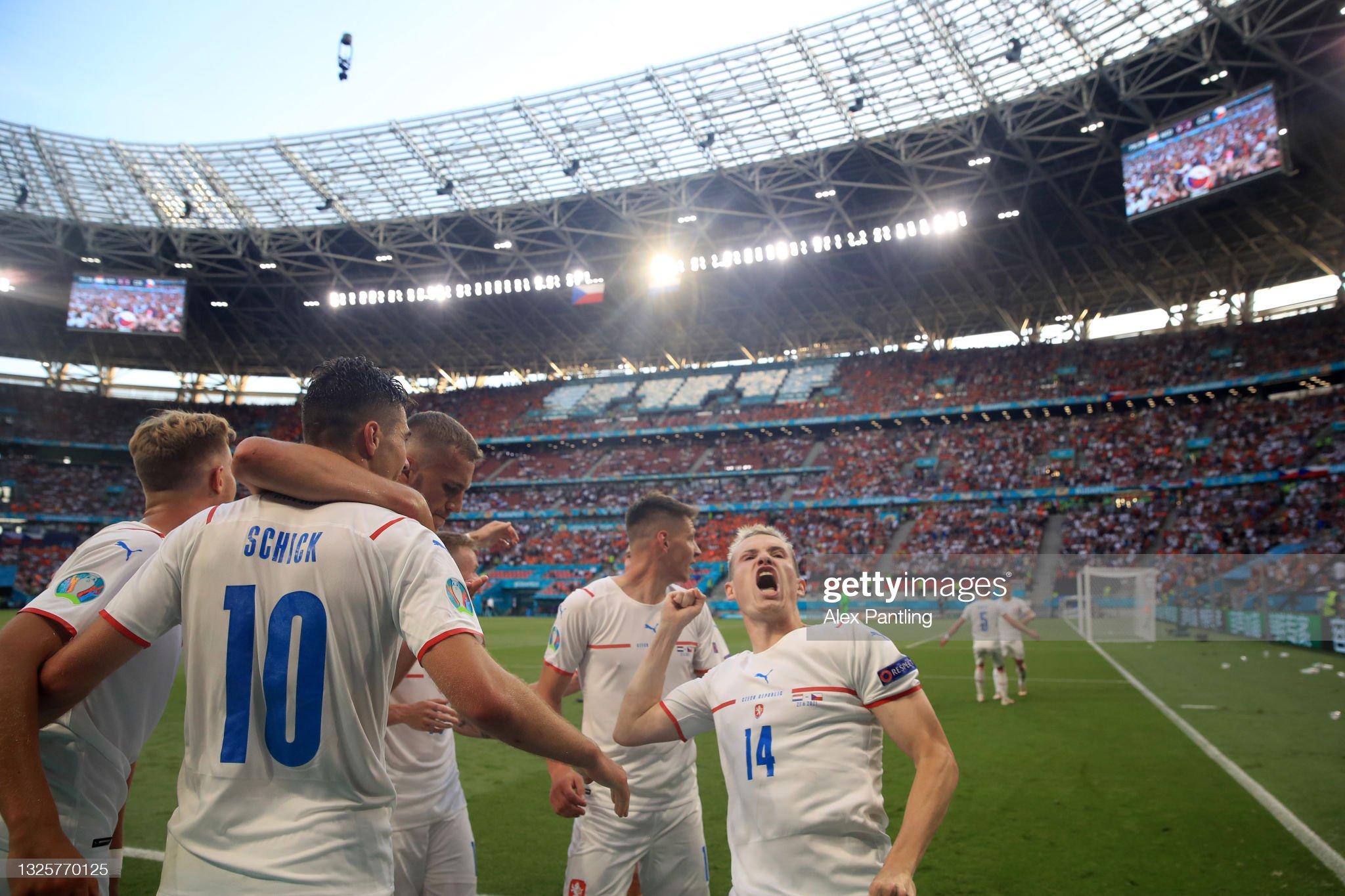 Netherlands v Czech Republic - UEFA Euro 2020: Round of 16 : News Photo