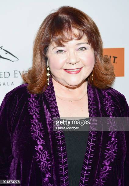 Patrika Darbo attends the SixthAnnual Star Studded Unbridled Eve Gala at Bardot on January 4 2018 in Hollywood California