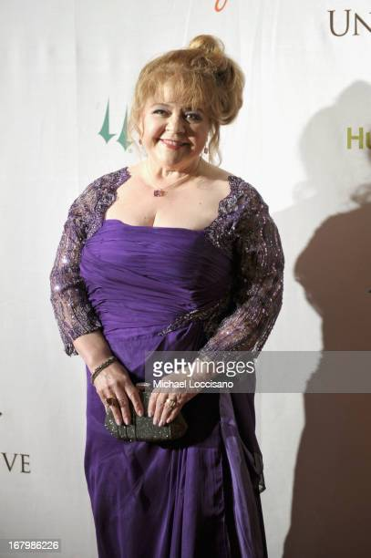Patrika Darbo attends the Unbridled Eve Gala for the 139th Kentucky Derby at The Galt House Hotel Suites' Grand Ballroom on May 3 2013 in Louisville...
