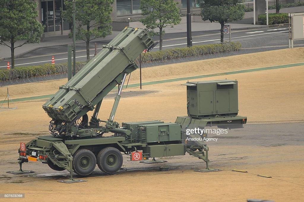 Japan on the high alert face threat North Korea rocket : News Photo