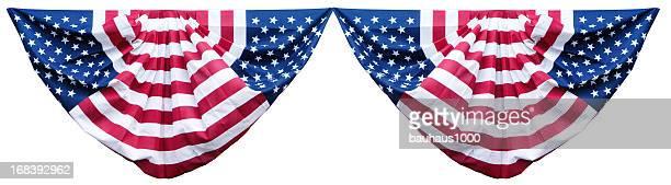Patriotic Bunting Decorations