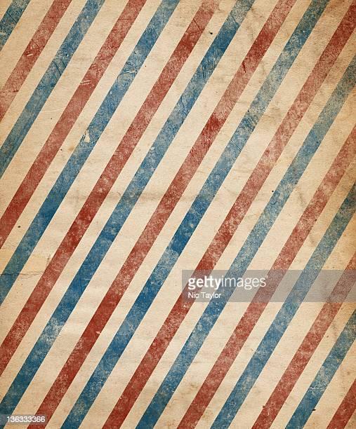 Patriotic Grunge Paper