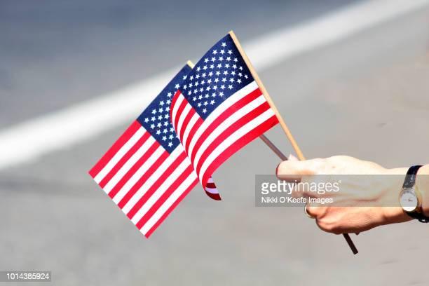 Patriotic Hands