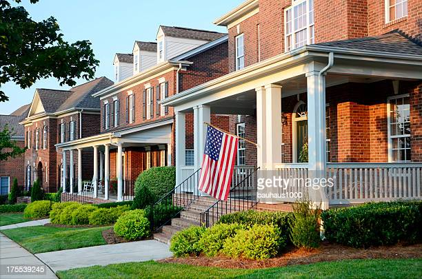 Patriotic Neighborhood