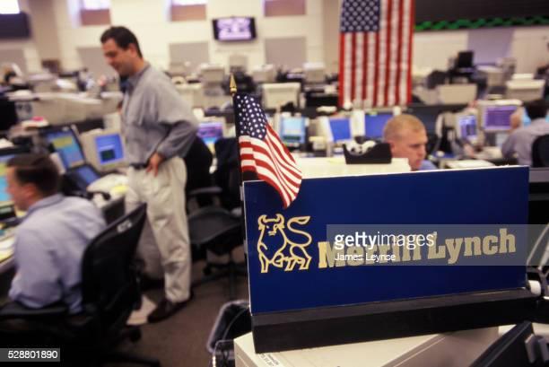 Patriotic Office at Merrill Lynch