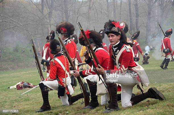 Patriot's Day Reenactment