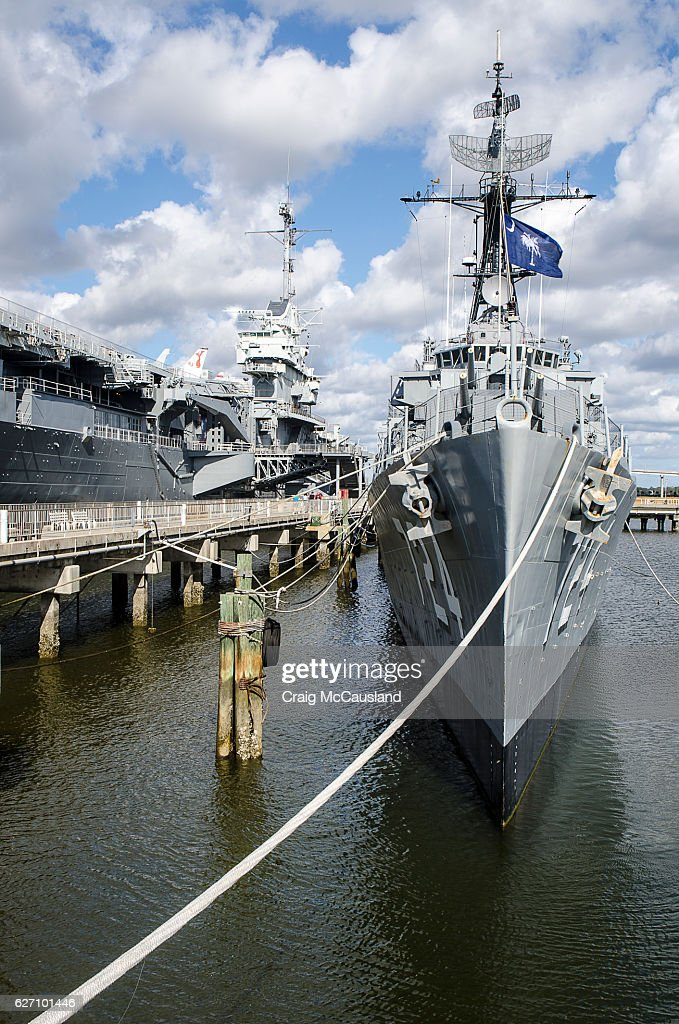 Patriots Point Naval And Maritime Museum Charleston South Carolina