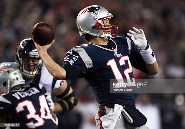 Patriots quarterback Tom Brady broke the NFL record of Joe Montana with his 18th career playoff victory with the New England victory but the only...