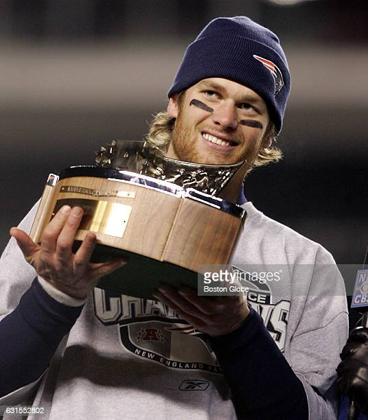 Image result for tom brady lamar hunt trophy