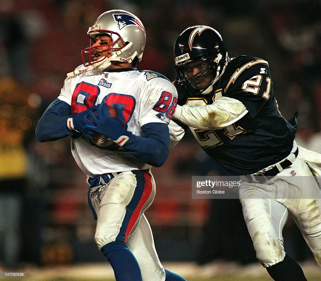 New England Patriots Vs. San Diego Chargers : News Photo