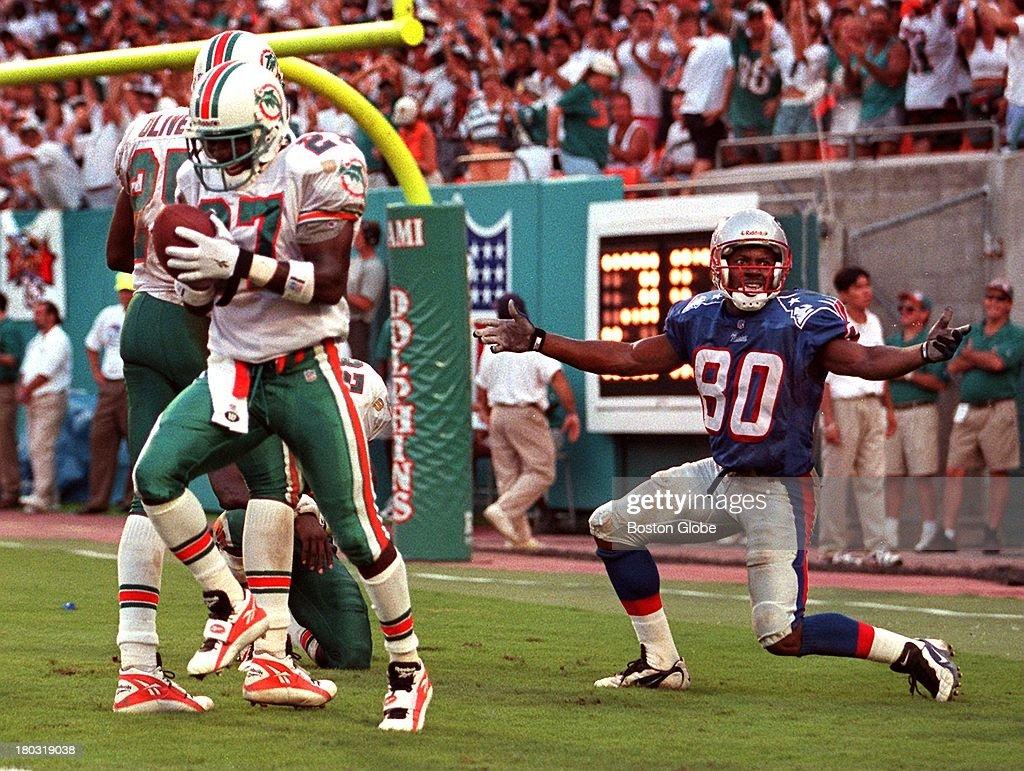 New England Patriots Vs. Miami Dolphins : News Photo