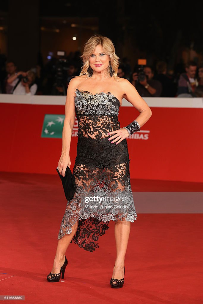 Patrizia Pellegrino walks a red carpet for 'Manchester By The Sea' during the 11th Rome Film Festival at Auditorium Parco Della Musica on October 14, 2016 in Rome, Italy.