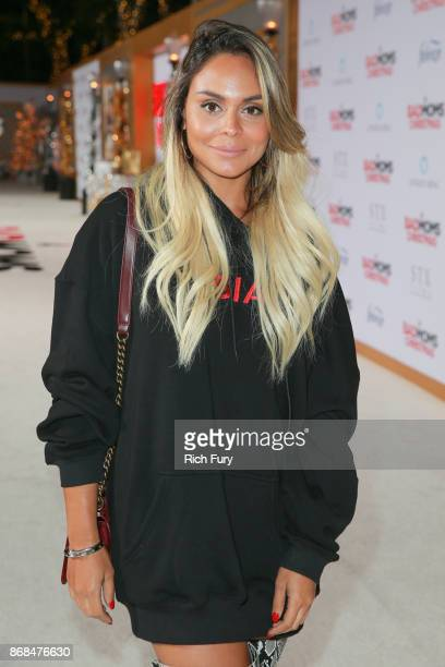 Patrizia Yanguela attends the premiere of STX Entertainment's 'A Bad Moms Christmas' on October 30 2017 in Los Angeles California