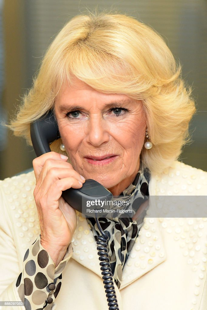 The Duchess of Cornwall Visits Lancashire