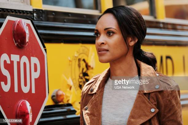 SHOOTER Patron Saint Episode 312 Pictured Cynthia AddaiRobinson as Agent Nadine Memphis