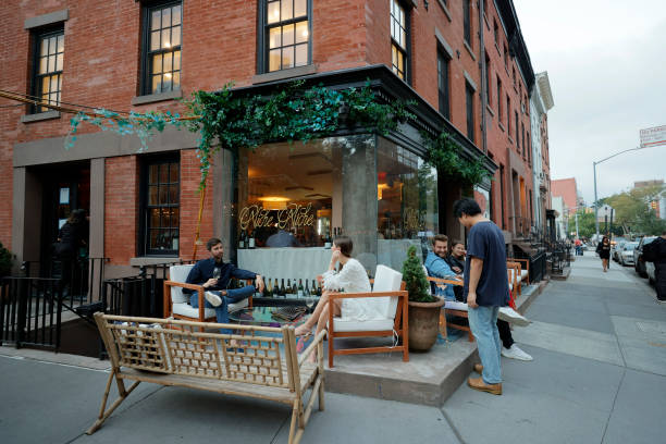 NY: Food Bank For New York City And Eater Host Restaurant Relief Night At Niche Niche In SoHo