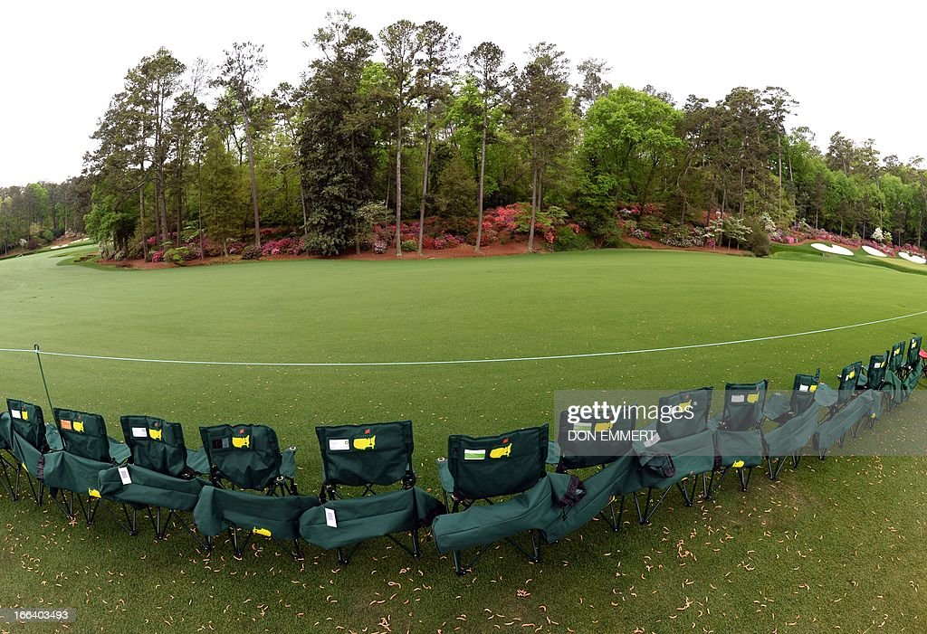 GOLF-US-MASTERS-FEATURE : News Photo