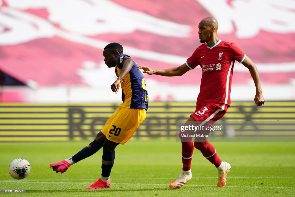 FC Red Bull Salzburg v FC Liverpool - Friendly Match : News Photo