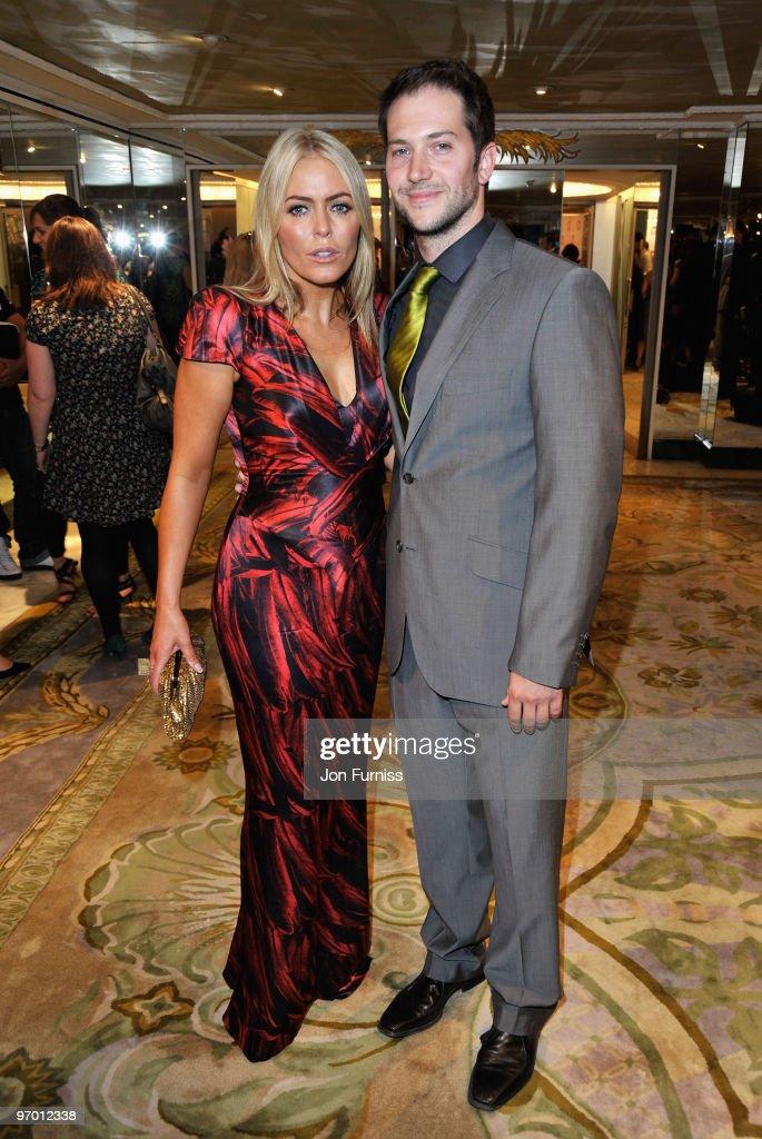 TV Quick & Tv Choice Awards - Champagne Reception : News Photo