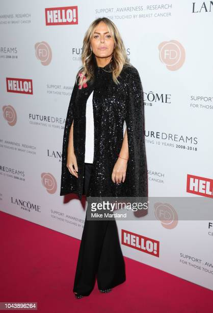 Patsy Kensit arrives at 'TEN A Decade of Dreams at London Palladium on September 30 2018 in London England The Event is in aid of Breast Cancer...