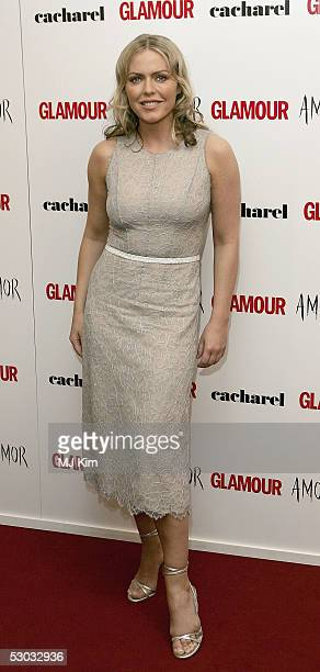 Patsy Kensit arrives at the Glamour Women Of The Year Awards 2005 at Berkeley Square on June 7, 2005 in London, England. The Jonathan Ross-hosted...