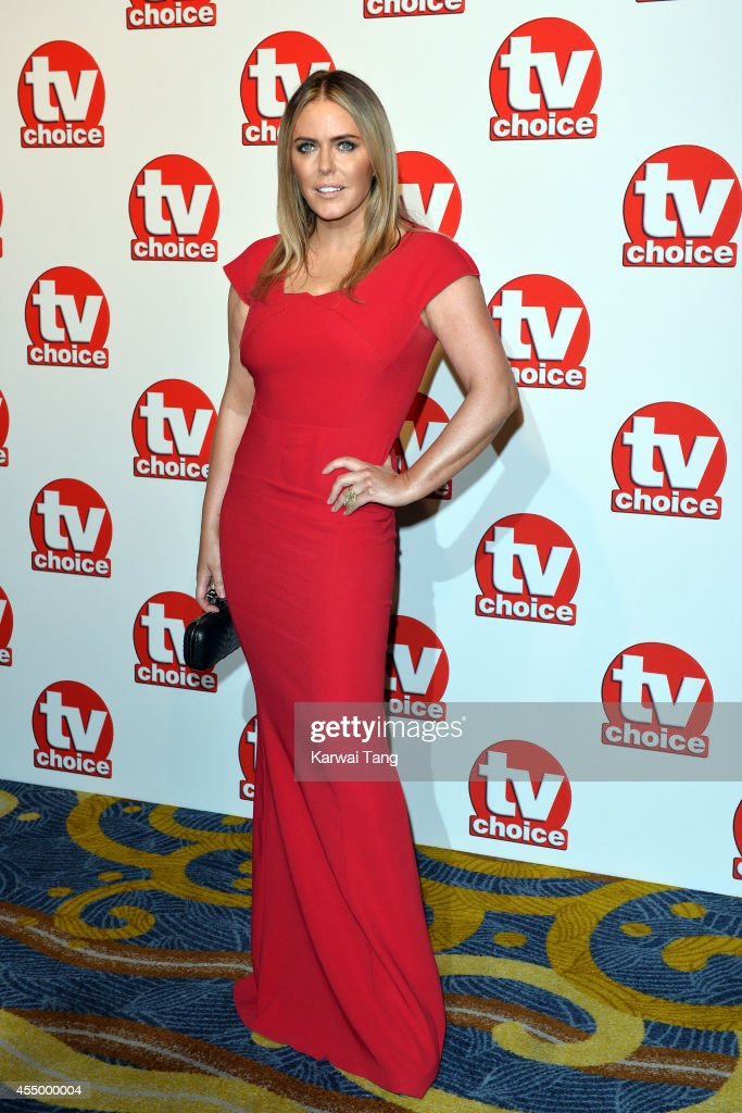 Patsy Kensit attends the TV Choice Awards 2014 at London Hilton on September 8, 2014 in London, England.