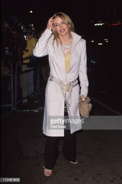 Patsy Kensit during 'Janice Beard' Premiere at Virgin Haymarket in Londnon United Kingdom